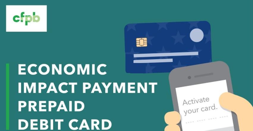 Stimulus Payment Prepaid Debit Card